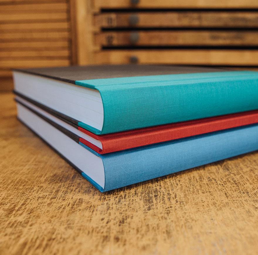 Bücher binden