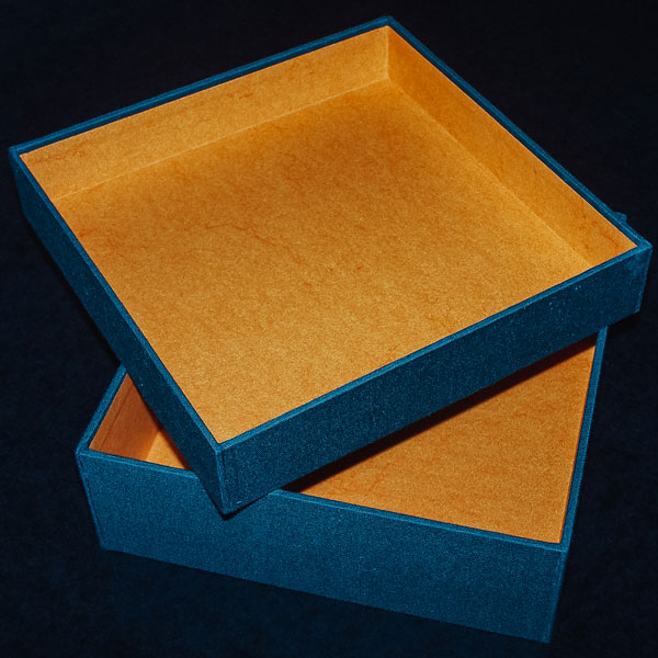 Kartonage Schachtel