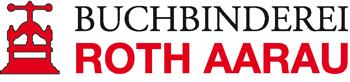 Buchbinderei Roth, Aarau Logo